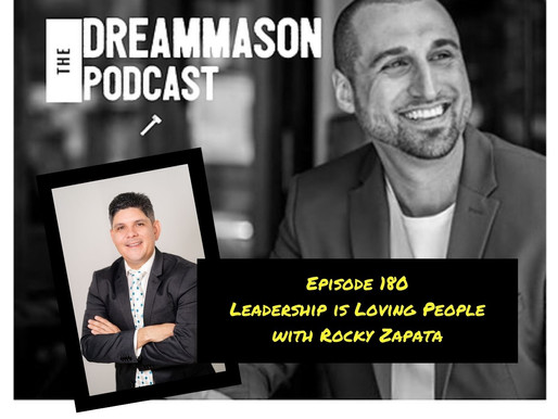 Leadership is Loving People with Rocky Zapata