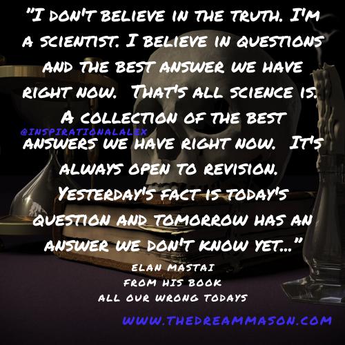 Elan Mastai All Our Wrong Todays
