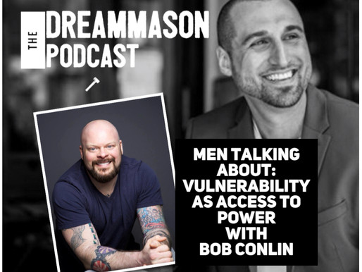 Men Talking About:  Vulnerability as Access to Power