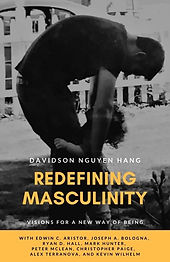 Redefining Masculinity Ebook Cover  (8).