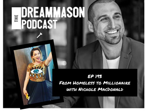 From Homeless to Millionaire with Nichole MacDonald