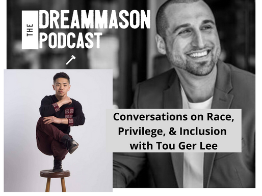 Conversations on Race, Privilege, & Inclusion with Tou Ger Lee