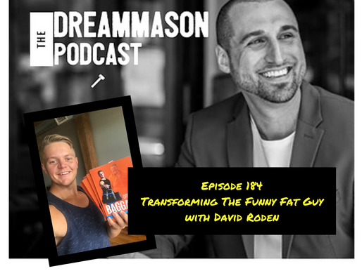 Transforming The Funny Fat Guy with David Roden