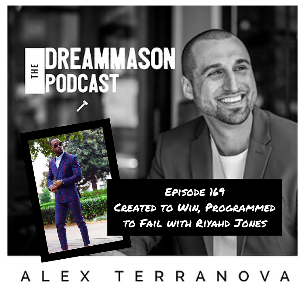 Defiantly Thrive with Amanda Russo and Shelby Soileau and Alex Terranova on The DreamMason Podcast