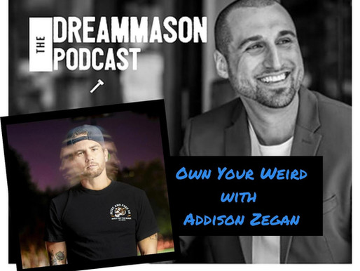 Own Your Weird with Addison Zegan