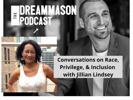 Conversations on Race, Privilege, & Inclusion with Jillian Lindsey