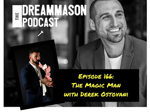 The Magic Man with Derek Ostovani