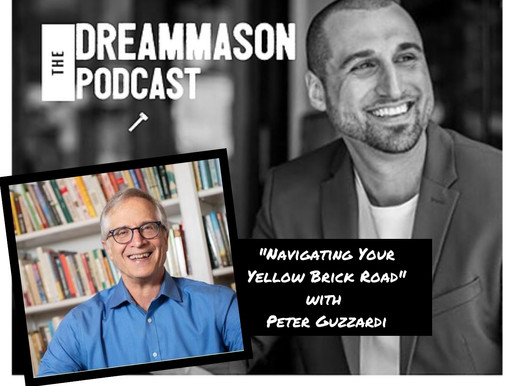 Navigating Your Yellow Brick Road with Peter Guzzardi