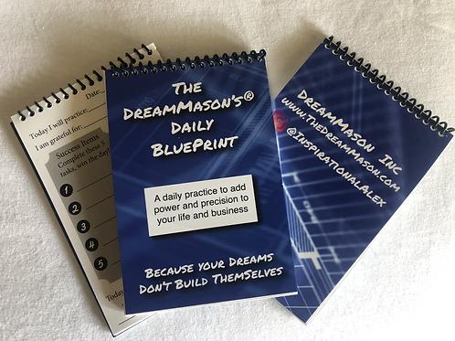 The DreamMason's Daily BluePrint 3Pack