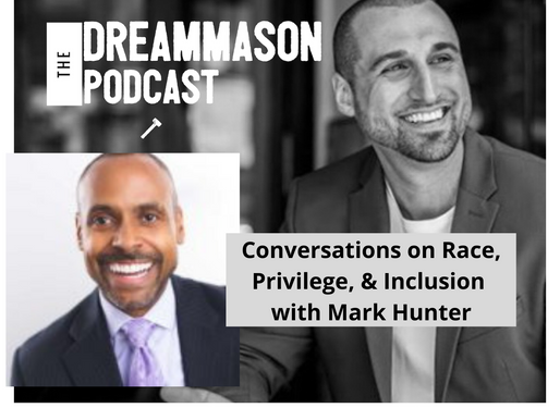 Conversations on Race, Privilege, & Inclusion with Mark Hunter