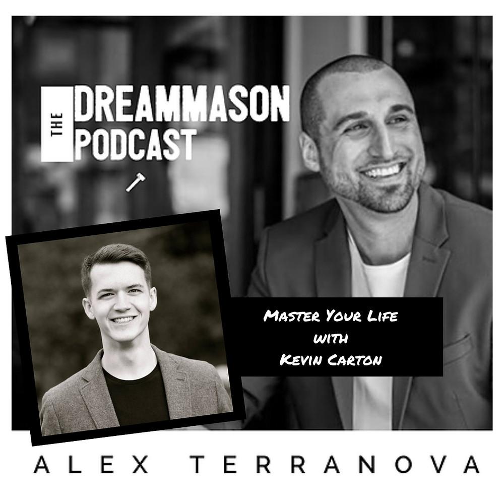Kevin Carton and Alex Terranova