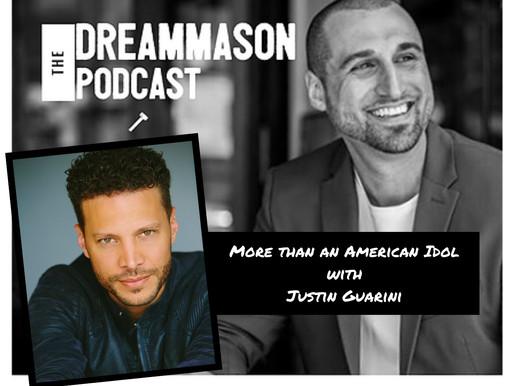 More than an American Idol with Justin Guarini