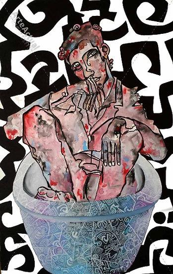 El hombre que amaba a las bañeras