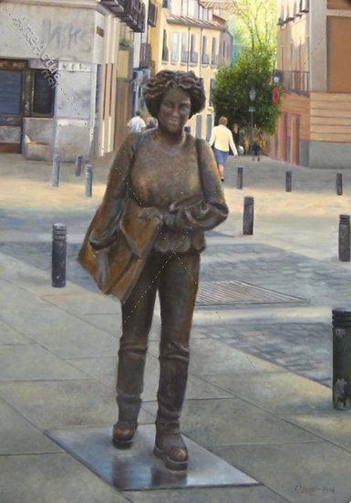 Adolescencia, Plaza de San Ildefonso