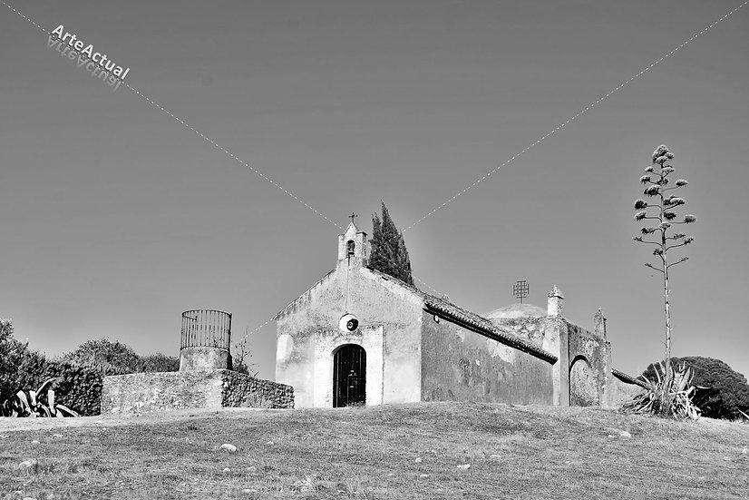 Ermita y púlpito