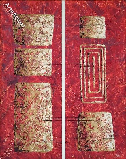 Columnas y aros