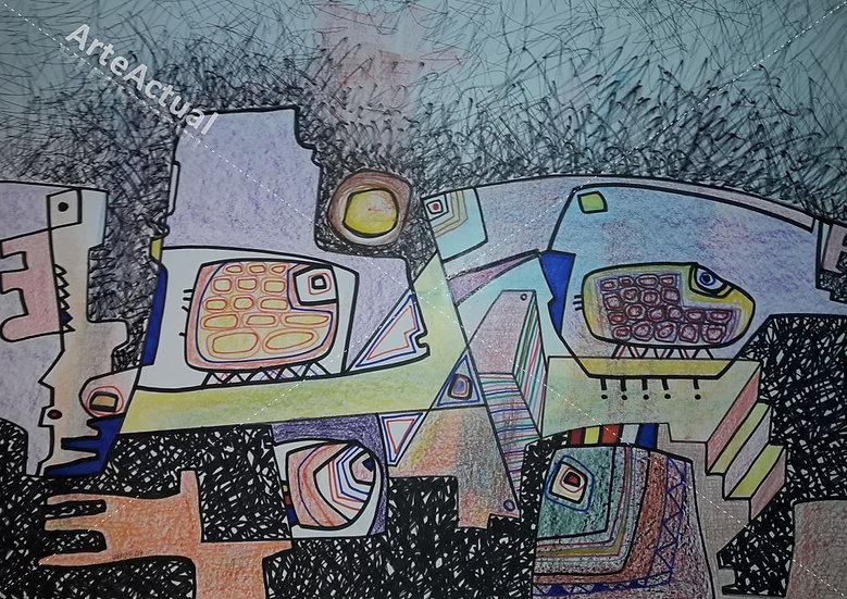 Ciudad espacial A51