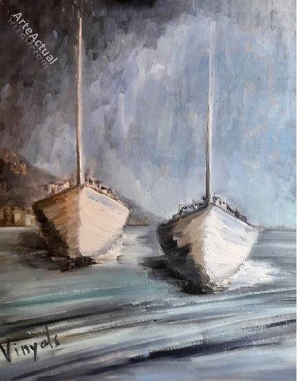 2 veleros