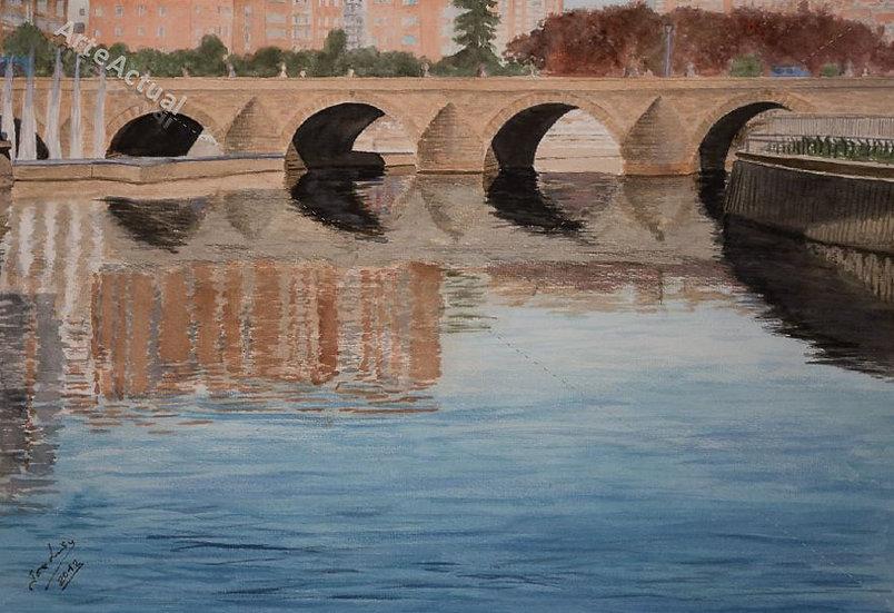 El puente de Segovia