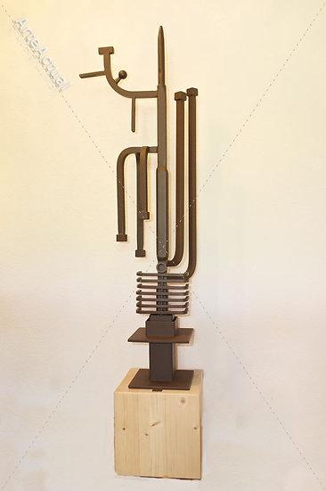 """Julio Nuez - """"Geometría Abstracta"""""""