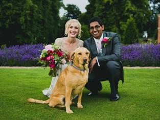 Mr and Mrs Murugan!