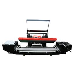 Prensa de Fitas 25x100CM com Rebobinador