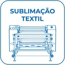 Sublimação Têxtil