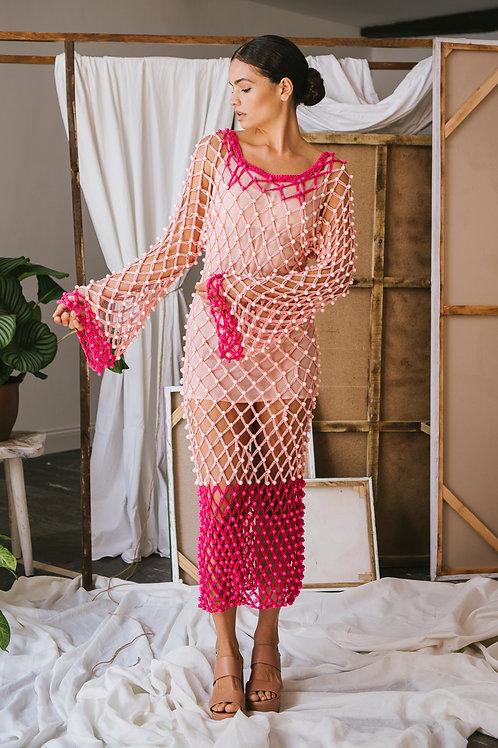 Aleli Dress Pink