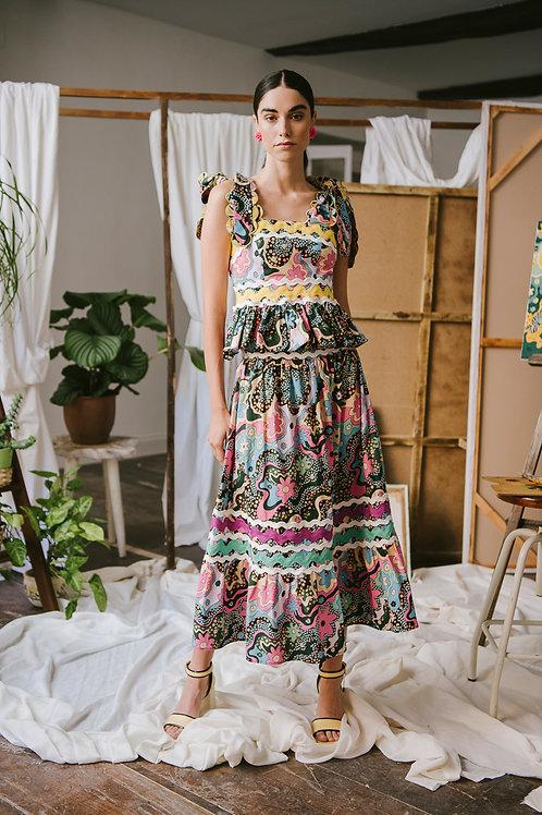 Lavanda Skirt