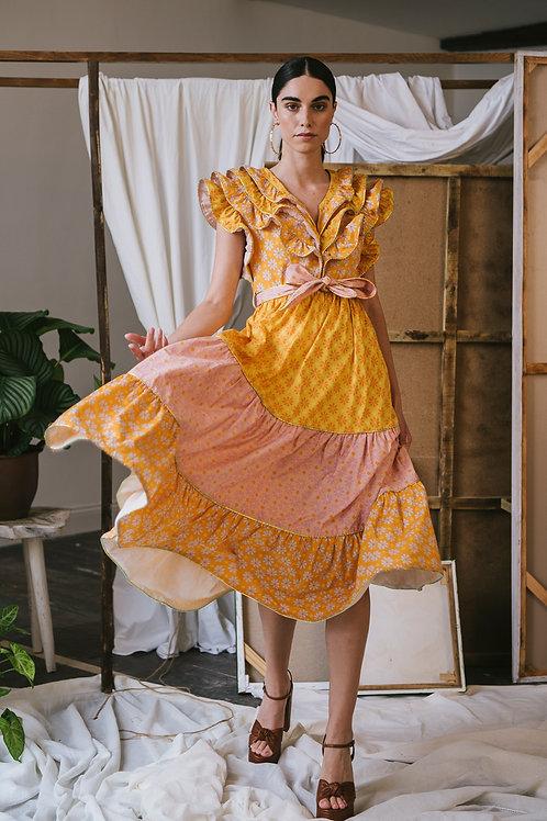 Azafran Dress