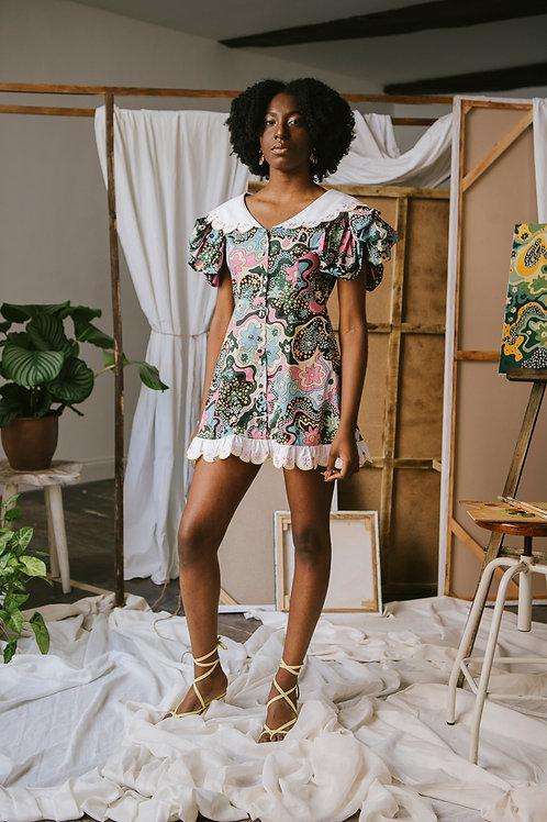 Clavelina Dress