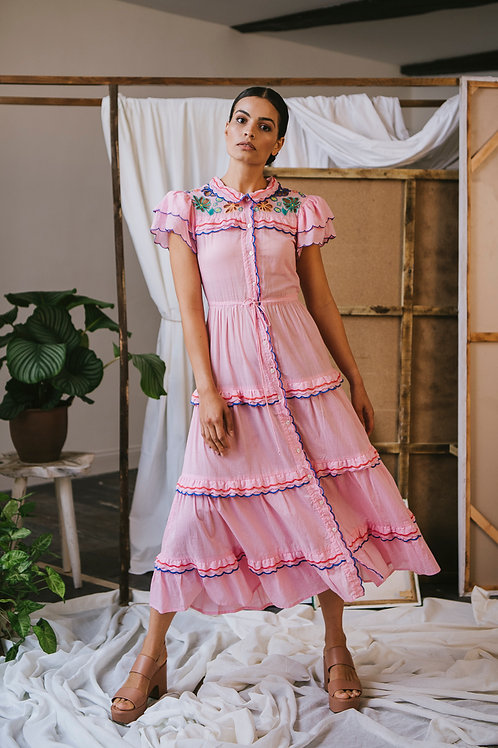 Silene Dress Pink