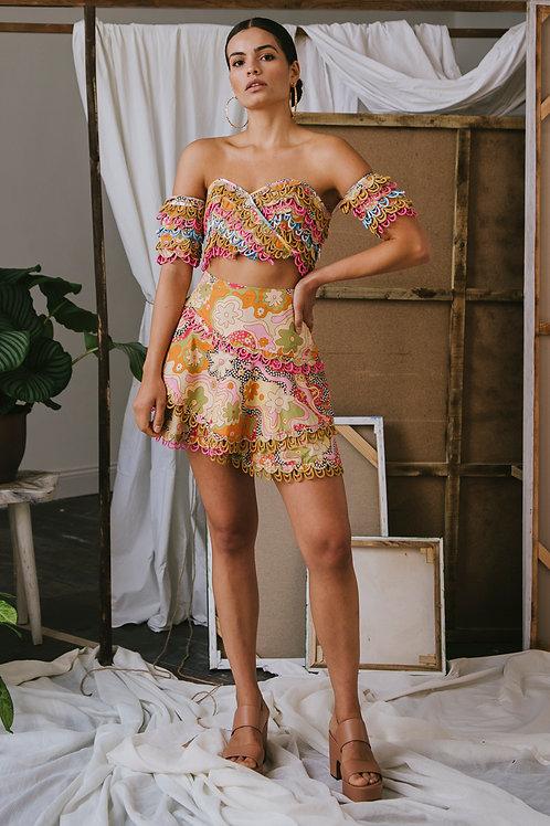 Corazon Skirt