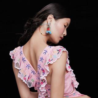 Wild Rose Dress