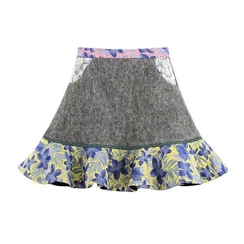 Wool Felt Skirt