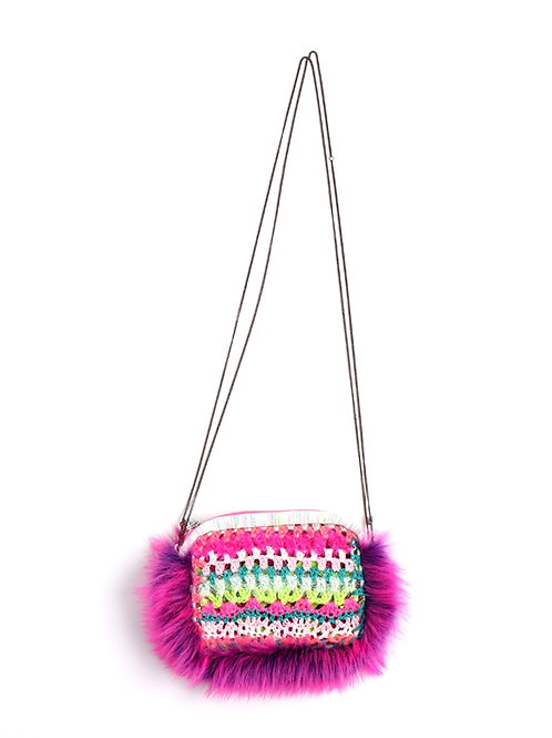 Little Monster Bag Pink