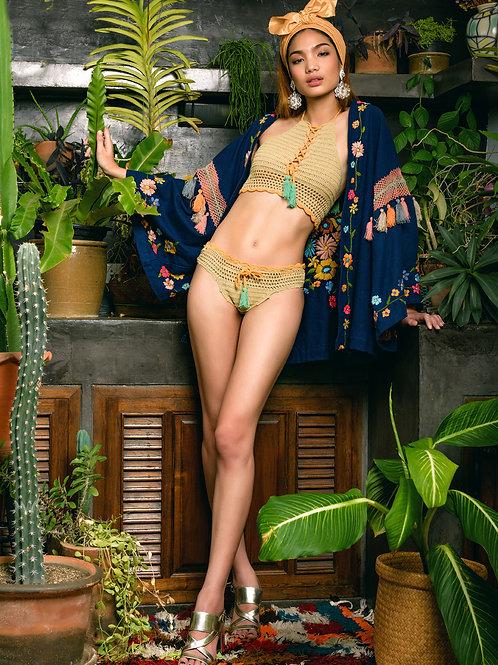 Lotus Kimono