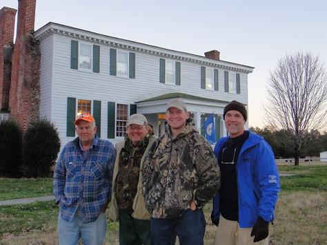 Late Fall 2013 Virginia History Hunt Highlights