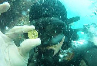 M/V Sea Reaper follows lead to gold coins