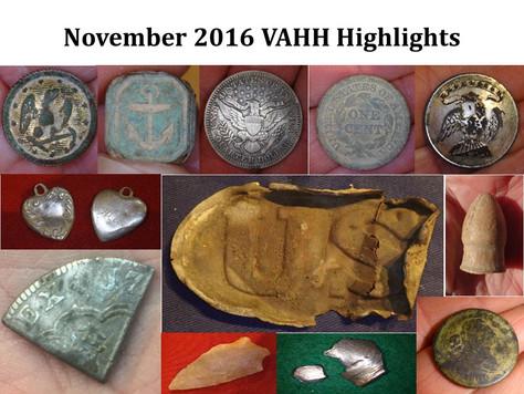 Virginia Hunt Recap, November 2016