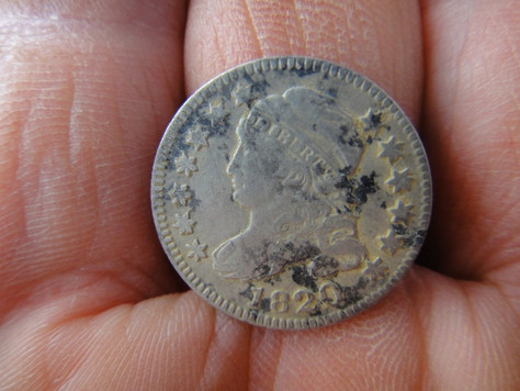 March 2013 Hunt Yields Rare Discoveries!