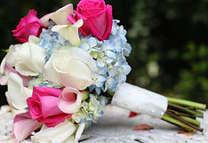 Brentwood McComb Wedding Bouquet