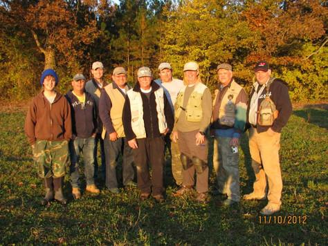 November 2012 Hunt - A Success!