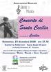 Concerto di SANTA CECILIA 2018