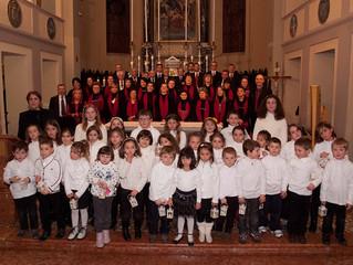 I Piccoli della Schola Cantorum di Agazzano