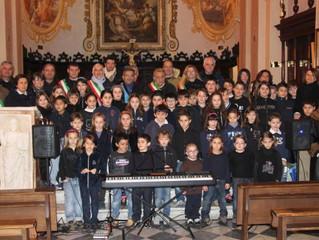Coro della scuola primaria di Trevozzo