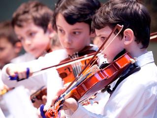 """W.A. Mozart """"Il Flauto Magico"""" - Un Recital di bambini per bambini"""