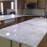 Ogee in this traditional kitchen using n