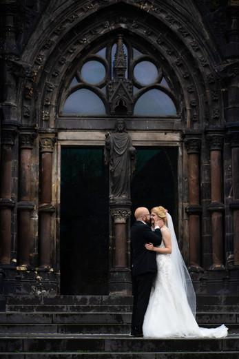 Kirchliche Trauung | Hochzeitsfotografie Bochum