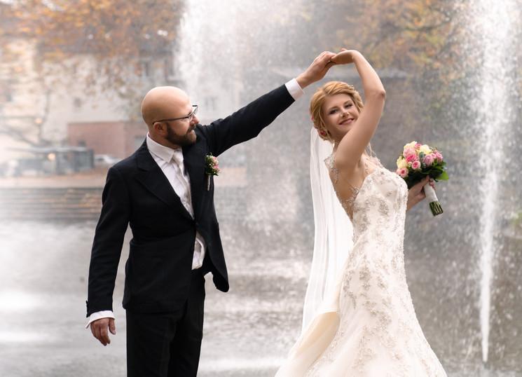 Hochzeit Fotoshooting Düsseldorf